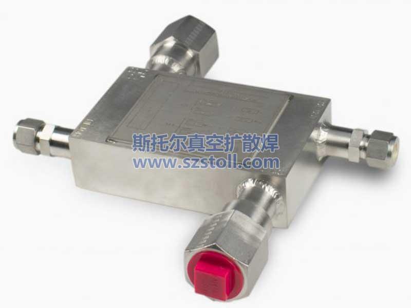 石油化工印刷电路板式换热器